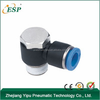 ESP plasticall color hose tool male threaded pipe fittings factory banjo couplers