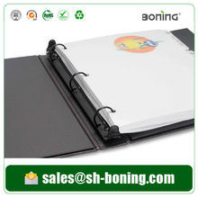 Executive A3/A4/A5/A6/FC plastic office ring binder mechanism