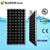 2013 China the best bluesuntech Mono 200W solar modules supplier