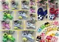 Jpsocks150312 36 progetti 3d antiscivolo new calzini nato per bambino 0-6month orso, calcio, stella, rana, fiori, cane, ape, panda