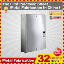 Kindleplate profesional de aluminio die cast caja eléctrica con buena calidad iso9001:2008