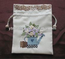 2015 china wholesale promotional fashion satin bags