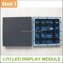 DIP SMD CE & RoHS proved192*192mm/192x96mm HUB75 outdoor smd p6 led module manufacturer