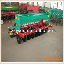 tractor powered wheat seed planter
