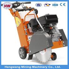 9.5hp 13hp concrete cut off machinery, hand guided concrete cutter