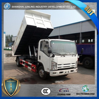 4x2 dump truck(with 4x4 option) cheapest price in Alibaba
