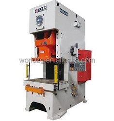sheet metal stamping machine, 200ton c frame press