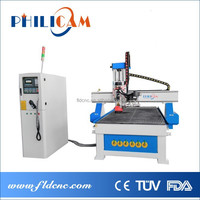 1325 ATC CNC Router / CNC Engraving with Linear Disk Changing Tools