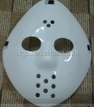 Exporting in stock Thickness halloween Jason hockey mask make party mask