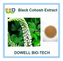 High Quality 2.5% Triterpenoside Black Cohosh Extract