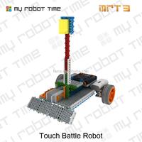 2015 most popular robotic kit educational robot for school education