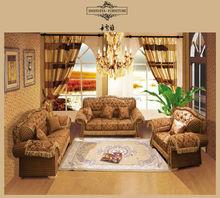 European style classic fabric sofa for sale