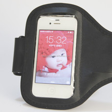 Hot Selling Adjustable Jogging Running Cycling Gym Sport Armband for Iphone 5 5G