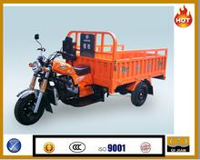 Heavy duty 250cc water cooling three wheel mini truck