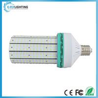 E40 E27 LED corn lamp SMD bulb high lumen 110lm/w for shopping mall supermarket and street light