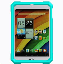 New hot sale! wholesale tablet case for acer iconia, a1-810 shockproof tablet case , kids shockproof case for acer iconia a3-a10