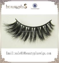 Hot styles TOP quality hand made horse hair strip lashes
