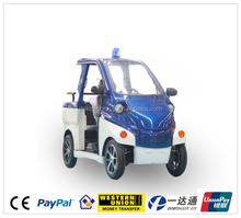 M robusto y durable para ir de compras 2 asientos de coche eléctrico