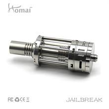High quality wholesale atomizer Jailbreak tank max vape mods vaporizer herb