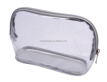 Personalized Transparent PVC Cosmetic Bag