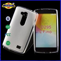 Laudtec Side Shiny + Middle Matte TPU Gel Case Cover for LG L Fino
