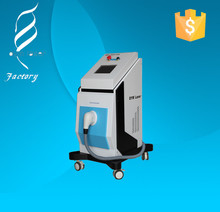 Contact Cooling Air+water+semiconductor cooling diode laser (808nm) for hair removal