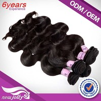 AAAAA+ Top Grade new product hight quality brazilian hair non chemical hair color