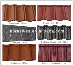 stone coated roof tile importer-supply korea quality roof tile
