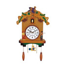 Shantou relógios o tempo co cuco relógio de plástico relógio de parede cuco