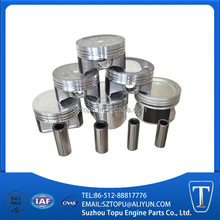 competitive price piston used for gasoline engine made in China
