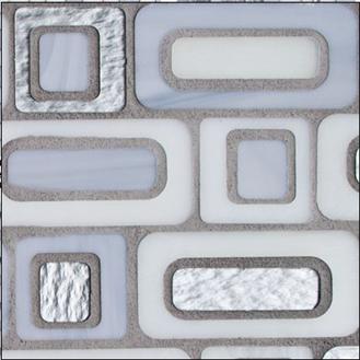 Wit marmer patroon waterjetitali inleg tegels wand moza ek muurschilderingen moza eken product - Behang ingang gang ...