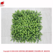 Hot-sale plastic grass mat garden decoration artificial grass