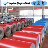 High quality Prepainted galvanized Steel Coil/PPGI COIL price