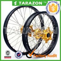 Pit Bike High Strength Wheel sets for Suzuki