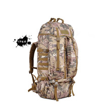 Large-capacity outdoor mountaineering bags 80L duffle bag