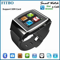 FITBO bluetooth smart watch for Samsung Galaxy S5 S4 S3 Note 3 Smartphone
