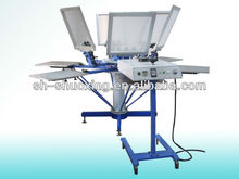 T-shirt screen printing machine price