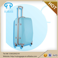 Hot Selling trolley cabin luggage/rolling luggage for airline pilot case