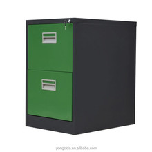 steel office furniture 2 drawers file cabinet/metal Storage Cabinet