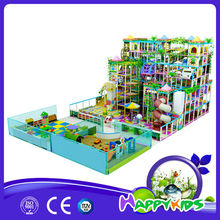 ShenZhen factory indoor play equipment,beautiful kids playground houses,hard plastic playground