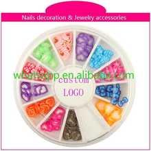 Nail Art Designs purple nail art