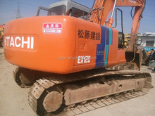 Second-hand Excavator Made in Japan /Used Hitachi EX120 Digger /Hitachi EX120-2 EX120-5 Excavator