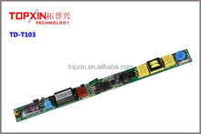 T5 T8 T10 Isolated LED Tube Driver Approved EMC