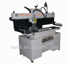 impresora Semi-auto T1200LED de la pantalla