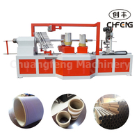 CFJG-150 High Speed Automatic Spiral Cardboard Paper Tube Core Making Machine