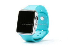 Customized new arrival china made gsm smart watch phone