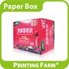 Taiwan Quality Food Corrugated Package Box Printing