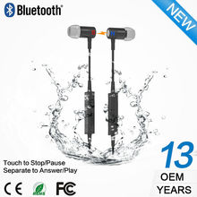 Brand new earbud headset wireless stereo headset headphone stereo earphones with low price