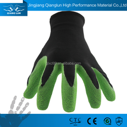 Jiangsu First Choice and the lowest price 13G Latex Coated Work Gloves