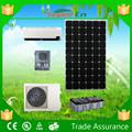 12000btu 48v 100% aire acondicionado solar para autos